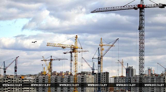 Строительство жилья планируют значительно сократить в следующем году