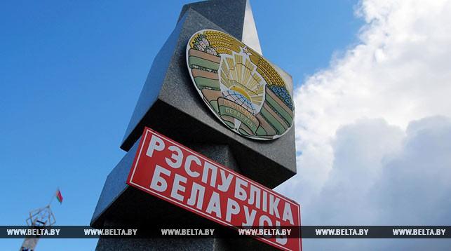 """""""Электронные ворота"""" могут появиться на границе Беларуси"""