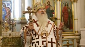 Почетный Патриарший Экзарх всея Беларуси митрополит Филарет