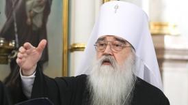 Почетный Патриарший Экзарх всея Беларуси митрополит Филарет. Фото из архива