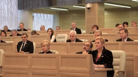 Фото во время заседания