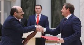 Екта Сарач и Михаил Журавков