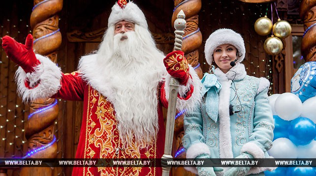 В Беловежскую пущу вернулась Снегурочка