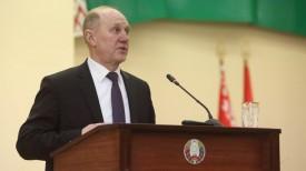 Председатель Гродненского облисполкома Владимир Кравцов