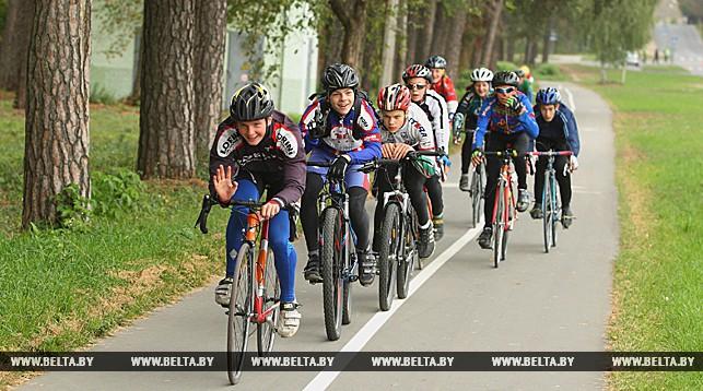 К осени в Барановичах появится более 25 км велодорожек