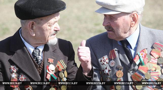 Ветеранам ВОВ в Брестской области в 2015 году оказана помощь более чем на Br25 млрд