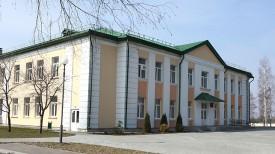 Средняя школа агрогородка Ратичи Гродненского района