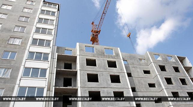 Построенные с привлечением китайского капитала дома в Брестской области сдадут в начале 2017 года