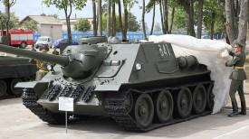 Самоходная установка СУ-100