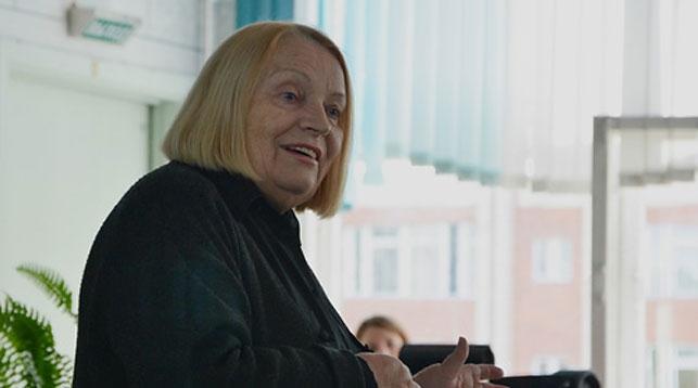 Валентина Гаевая. Фото Евгении Логуновской