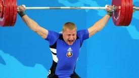 Андрей Рыбаков на Олимпиаде-2008