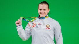 Дарья Наумова с медалью Олимпийских игр-2016. Фото НОК Беларуси - БЕЛТА