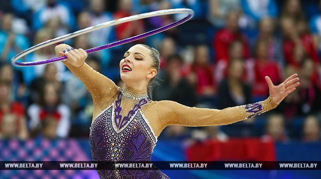 Мелитина Станюта в минувшем году завоевала лицензию на Игры-2016