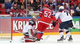 Во время матча Россия - США. Фото официального сайта турнира