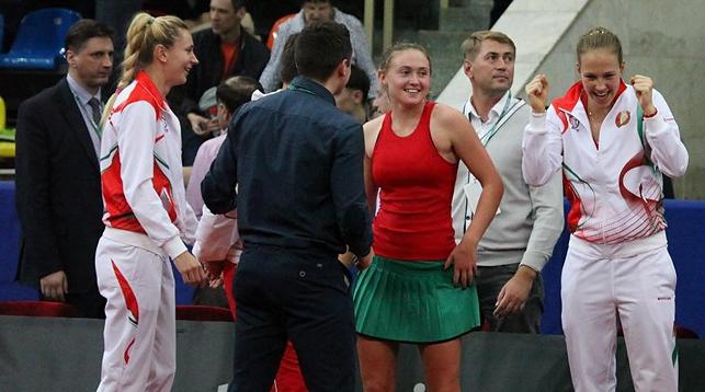 Фото Белорусской федерации тенниса