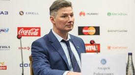 "Андрей Ковалев. Фото ХК ""Динамо-Минск"""