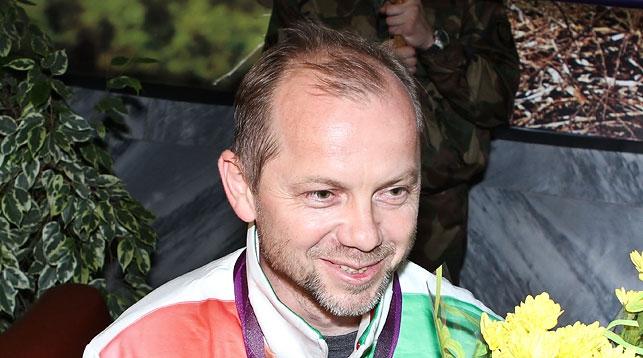 Сергей Мартынов. Фото из архива