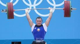 Ирина Кулеша во время Олимпийских игр-2012 в Лондоне