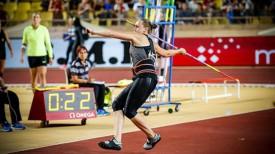 Татьяна Холодович. Фото Белорусской федерации легкой атлетики