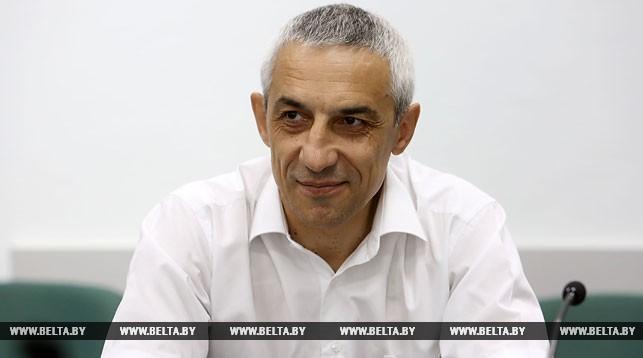 Сергей Сафарьян. Фото из архива