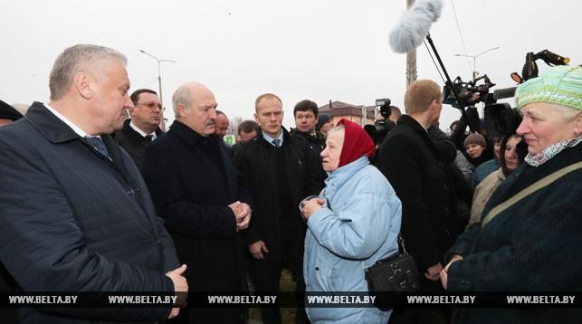 Лукашенко: будет подниматься экономика - будут и пенсии расти