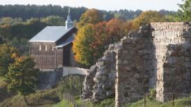Борисоглебская (Коложская) церковь в Гродно. Фото из архива