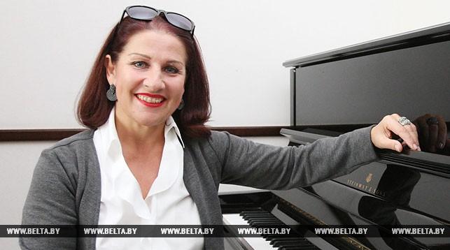 Председатель совета фонда - Нина Шарубина. Фото из архива