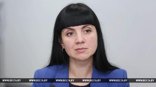 Ольга Попко. Фото из архива