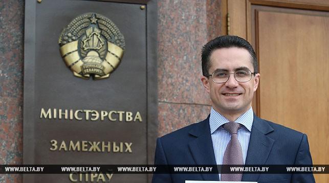 Дмитрий Мирончик. Фото из архива