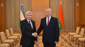 Виктор Махмудов и Станислав Зась