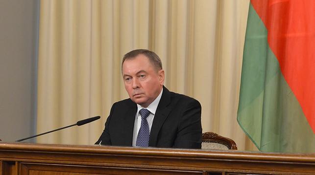 Владимир Макей. Фото посольства Беларуси в России