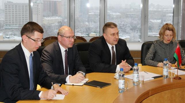 Белорусская делегация