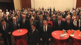 Николай Снопков (в центре) и другие участники мероприятия