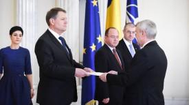 Фото пресс-службы президента Румынии