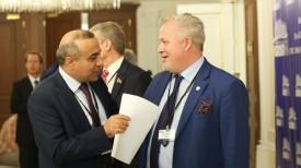 Азай Гулиев (Азербайджан) и Кент Харстед (Швеция)