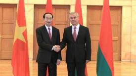Чан Дай Куанг и Владимир Андрейченко