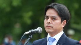 Временный поверенный в делах Эквадора в Беларуси Фернандо Гусман