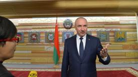 Александр Конюк. Фото посольства Беларуси в России