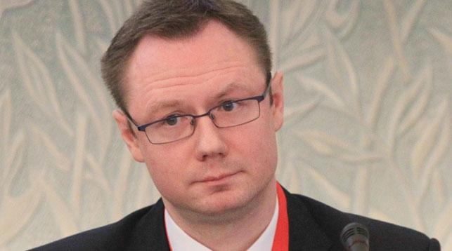 Дмитрий Калечиц. Фото из архива