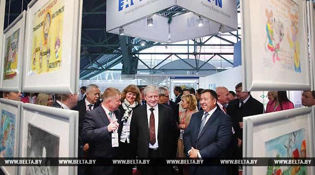 Владимир Семашко во время открытия форума