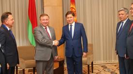 Андрей Кобяков и Сапар Исаков