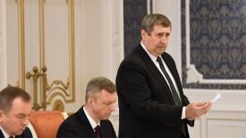 Михаил Русый (справа)