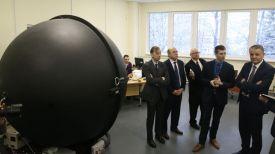 Лаборатория энергоэффективности светового оборудования