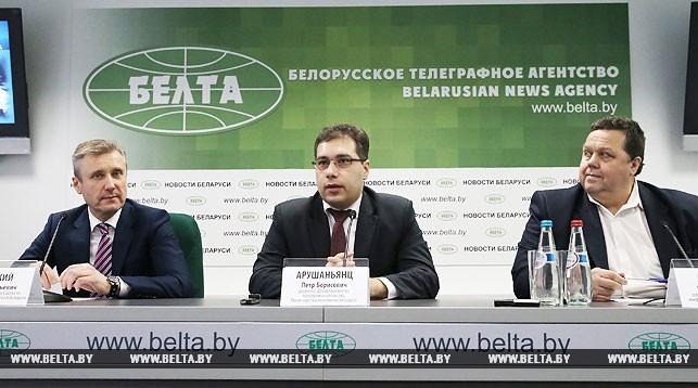 Сергей Новицкий, Петр Арушаньянц, Виктор Маргелов