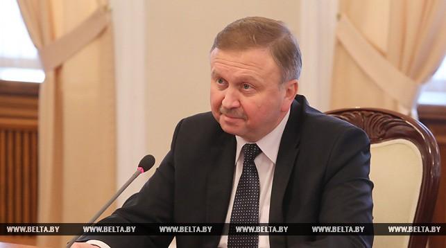 Андрей Кобяков. Фото во время встречи