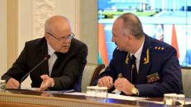Леонид Анфимов и Александр Конюк