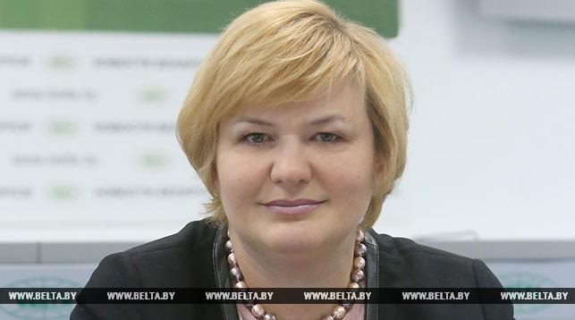 Ирина Наркевич. Фото из архива
