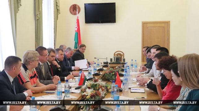 Готовы инвестировать строительство банки белоруссии взять кредит