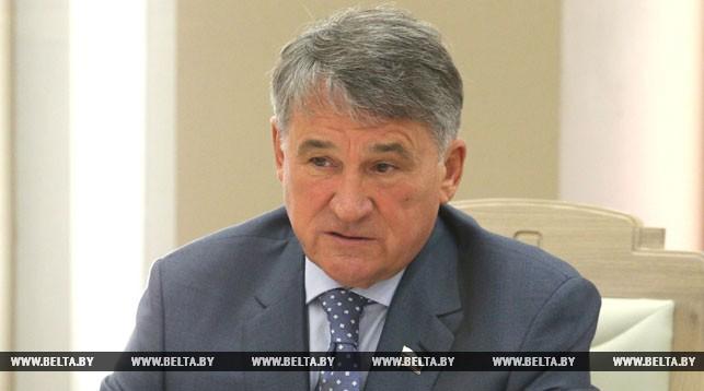 Юрий Воробьев. Фото из архива
