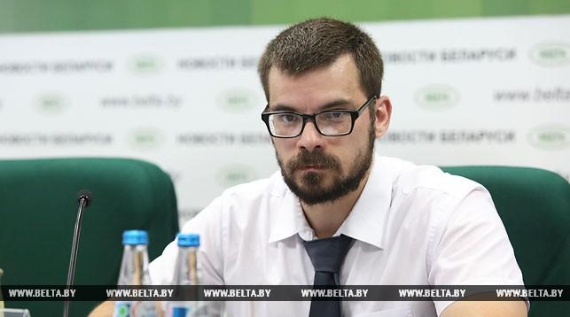 Алексей Желенков
